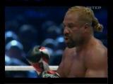 Виталий Кличко vs Шеннон Бриггс. Нарезка из острых моментов боя